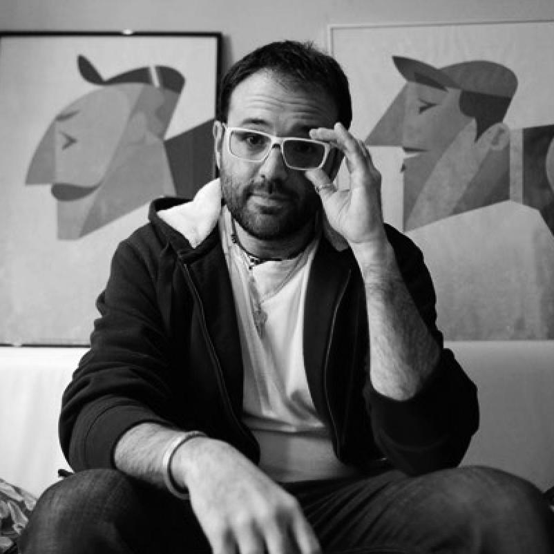 Pictoom Mobili Arte Marogna Arredamenti illustratori Riccardo Guasco