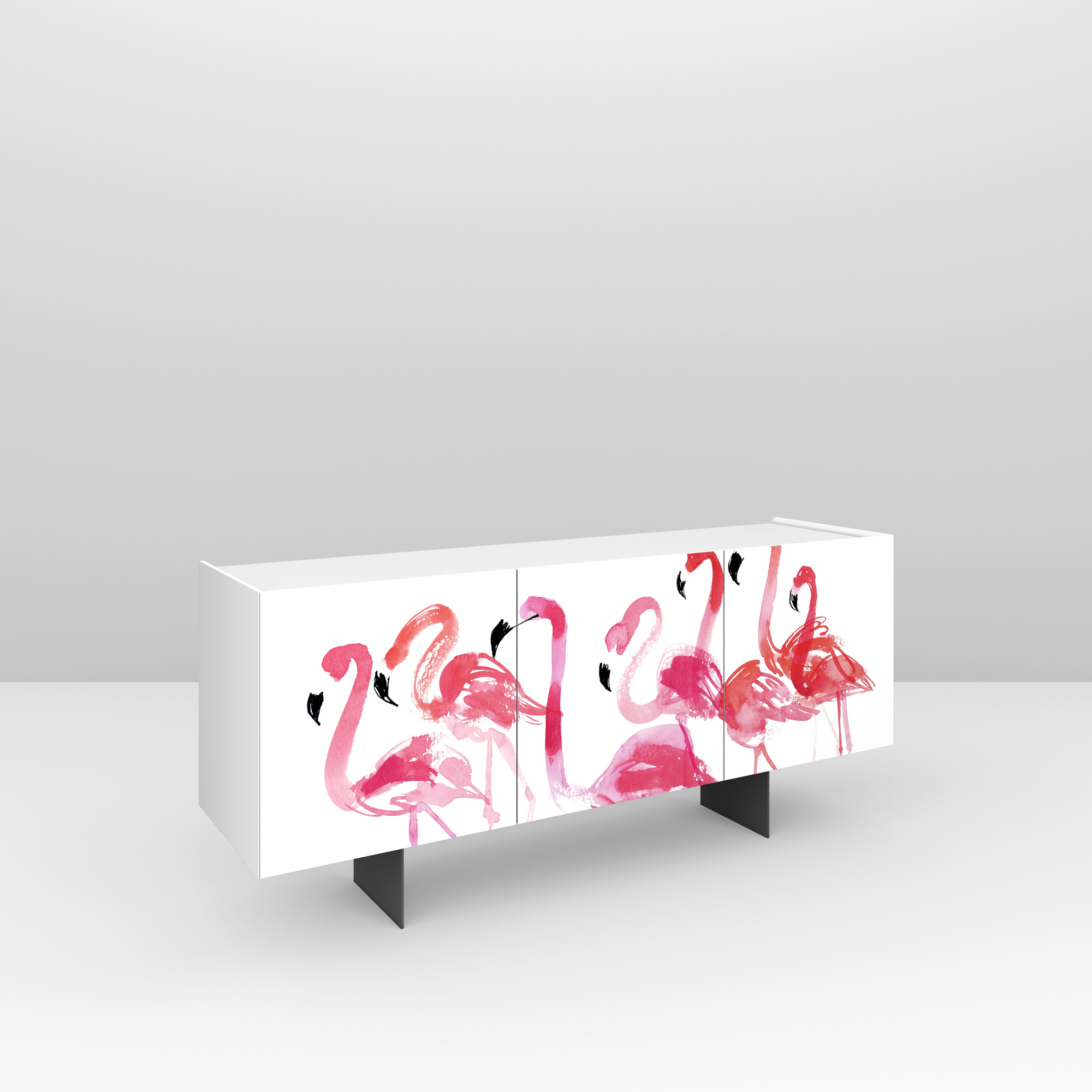 Pictoom Furniture Art Marogna Graphic Illustrator Furnishings Cinzia Zenocchini